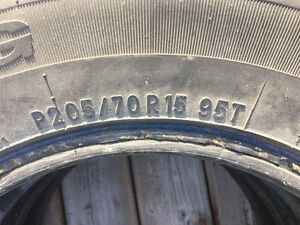 ised tire 205/70/15 for sale