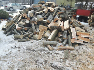 MIXED HARDWOOD FIREWOOD FOR SALE $150