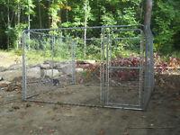 Dog Enclosure  10 x 10