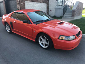 2002 Ford Mustang gt 5800$