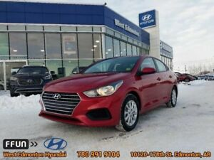 2018 Hyundai Accent GL  GL-Heated Seats-Rearview Camera-Bluetoot