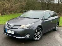Toyota Avensis 2.0 D-4D Icon Business Edition 5dr Estate Diesel Manual