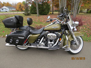 2007 Road King Original paint