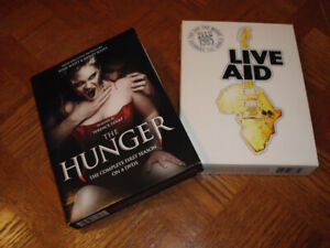 HUNGER/ LIVE AID
