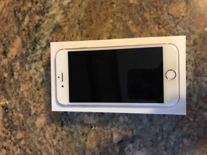 Excellent Condition Unlocked Rose Gold iPhone 6S 128gbs