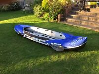 Seyvlor 3 person Hudson Kayak and all accessories