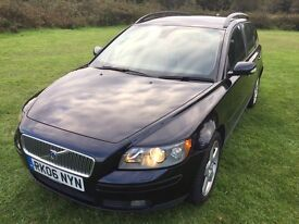 2006 Volvo V50 2.0d **Very Low Mileage**