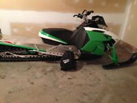 2012 arctic cat m1100 turbo