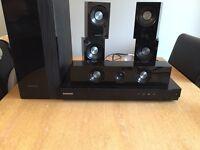 Samsung surround sound /dvd