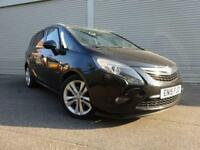 VAUXHALL ZAFIRA TOURER SRI AUTO DIESEL GOOD AND BAD CREDIT CAR FINANCE AVAILABLE