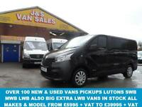 2015 15 RENAULT TRAFIC 1.6 SL27 BUSINESS PLUS + DCI S/R P/V 1D 115 BHP IN PANTHE