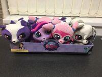 Littlest Pet Shop Soft Toys