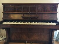 Brookly upright piano