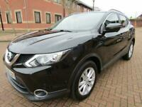 2015 Nissan Qashqai 1.6 DCi TEKNA SMART VISION AND TECH PACK LEFT HAND DRIVE