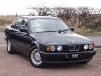BMW E34 525 td, Auto, Saloon, 94k Miles, MOT: August 2018, Oxford Green, 1994