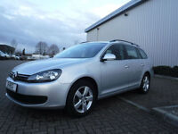 Volkswagen Golf 1.2 TSI Bue Motion Estate Left Hand Drive(LHD)