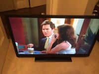 "Toshiba 32"" LED tv Full HD free delivery"