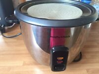 Morphy Richards rice pasta cooker