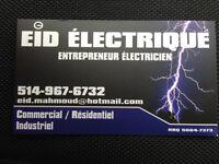 Maitre électricien ***les meilleurs prix*** (514)967-6732