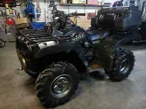 Used 1998 Yamaha Grizzly 600