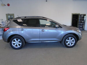 2010 NISSAN MURANO SL! 4X4! LEATHER! 139,000KMS! ONLY $14,900!