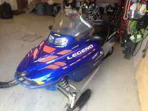 2002 600 legend for sale