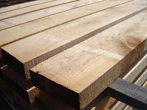 Madrier de 2x6 et 2x8 franc en bois de pruche de 12pieds de long