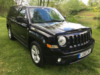 2011 Jeep Patriot 2.2 CRD Limited 1 OWNER FULL HISTORY NEW MOT HPI CLEAR