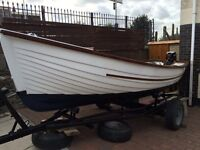 Arran 16' day/fishing boat