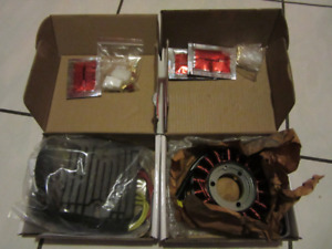 Brand New 06-09 gsxr 600 750 stator, mosfet regulator