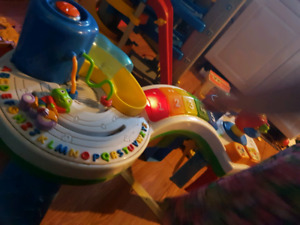 Light and sound baby learning toy