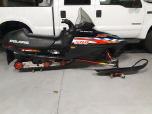 2001 POLARIS XC 500.(MINT)