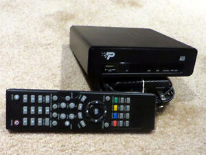 Patriot Box Office PBO 1080p HD Media Player with remote