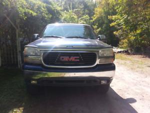 1999 GMC Sierra 1500 4x4 Pickup Truck