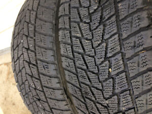 225/65r17 m+s ice siped