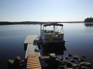 Spectacular South Facing waterfront lot, Sherbrooke Lake, Lun Co