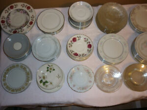 Plates, Dishware, Dishes