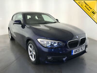 2015 BMW 116D ED PLUS DIESEL 1 OWNER SERVICE HISTORY FINANCE PX WELCOME