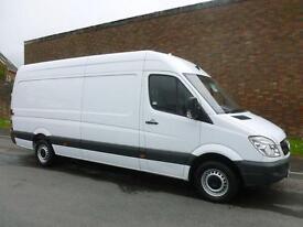 2012 Mercedes-Benz SPRINTER 313 Cdi Lwb Van Manual Large Van