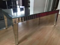 Brand new mirror coffee table The One (Dubai)