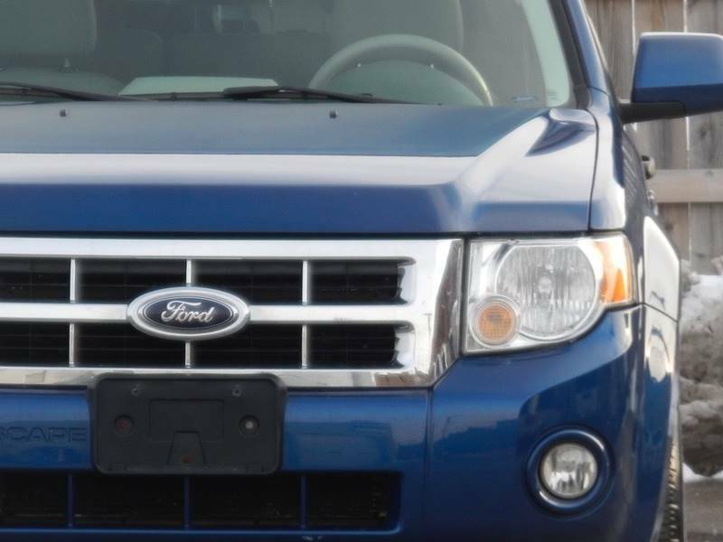 Image 8 Voiture American used Ford Escape 2008