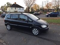 2005 Vauxhall zafira 1.6 Breeze only 73000 miles 2 previous owners 2 keys immaculate 7seats