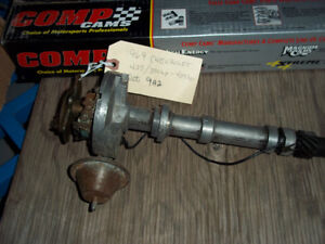 Corvette Chevrolet 396 427 454 exh manifolds, intakes, misc