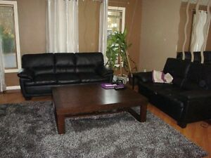 2 bedrooms, or entire main floor avaliable NW regina