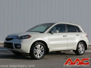 2011 Acura RDX Technology Package Nav/Camera