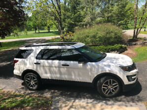 2016 Ford Explorer Sport SUV, Crossover