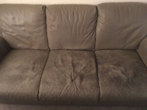 Ikea Leather Sofa Buy Or Sell A Couch Or Futon In