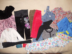 Group of Girls clothes for $10 (2H)