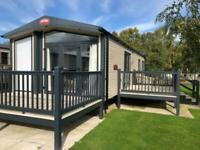 Beautiful Static Caravan for sale in the Durham Dales