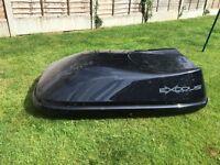 Exodus 470L roof box